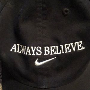Nike Accessories - NIKE LEBRON ALWAYS BELIEVE HAT 362bee56aa0